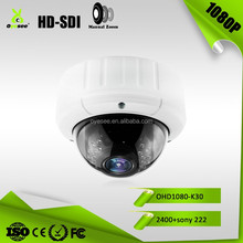 OHD1080-K30 1080P 2MP DNR WDR/BLC/HLC/D-ZOOM ACCE varifocal IR Leds 30Pcs IR distance 25m HD SDI cctv cameras for sale
