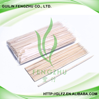 one-off disposable bamboo sticks