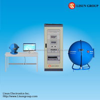 How to test led light - LPCE-2(LMS-9000) CCD spectroradiometer integrating sphere system for led light industry production test