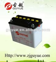 12V 9Ah Rechargeable Motorcycle Battery with Good Quality