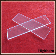clear 0.1mm path length UV cuvette