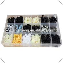 423pcs High quality Promotional Plastic hyundai parts trim clips
