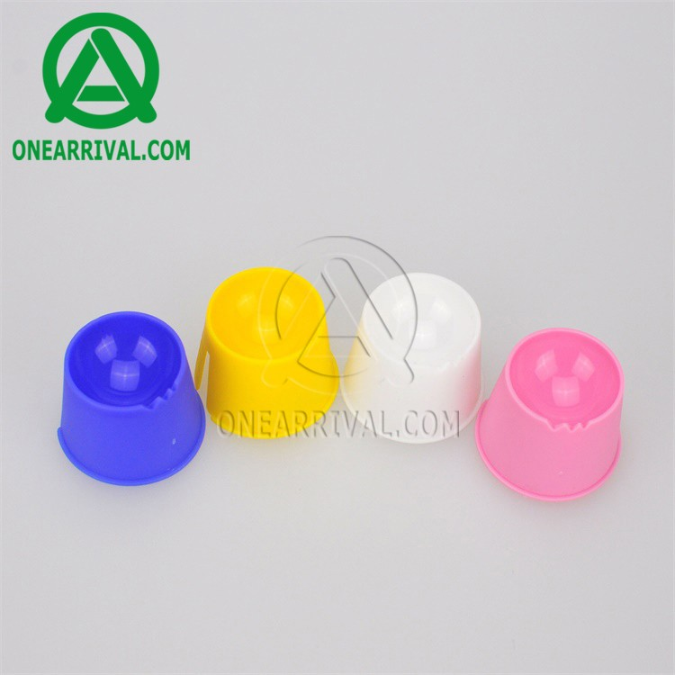 dental disposable plastic dappen dish