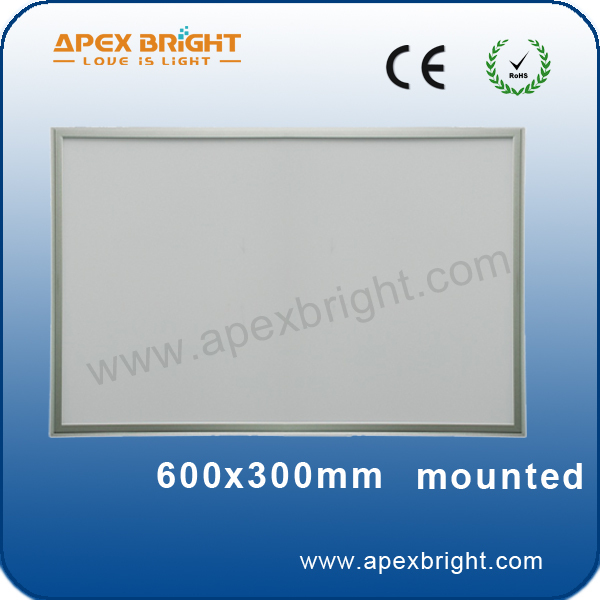 40w 600x300 led panel lighting tablet pc xiamen