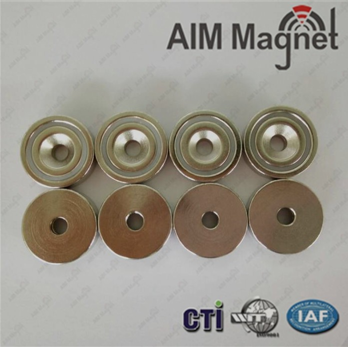Neodymium Magnet with hook