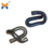 Chinese gb fasteners suppliers railway spare parts rail track clamps gantrail rail clip