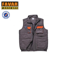 workers vest with many pockets safety work vest