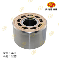 Used for YUKEN A70 Hydraulic Pump Spare Parts Ningbo Factory Wholesale