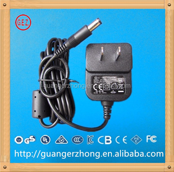 switching adaptor 5v 1a Approval US plug adapter