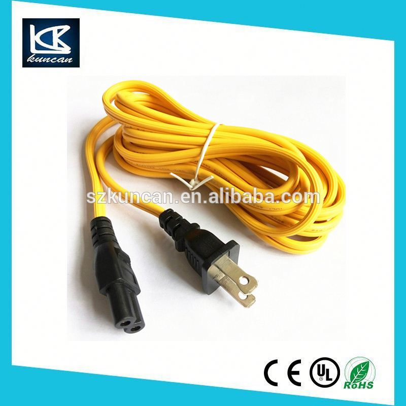 Fast delivery nema power cord salt lamp power cord