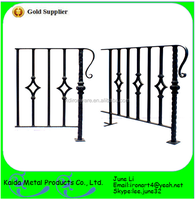 cast iron handrails for outdoor steps elderly