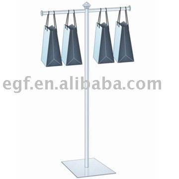 Metal Display Stand for Bags / Bag Display Stand