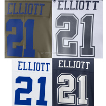 Custom Made Ezekiel Elliott jersey stitched American Football Jersey