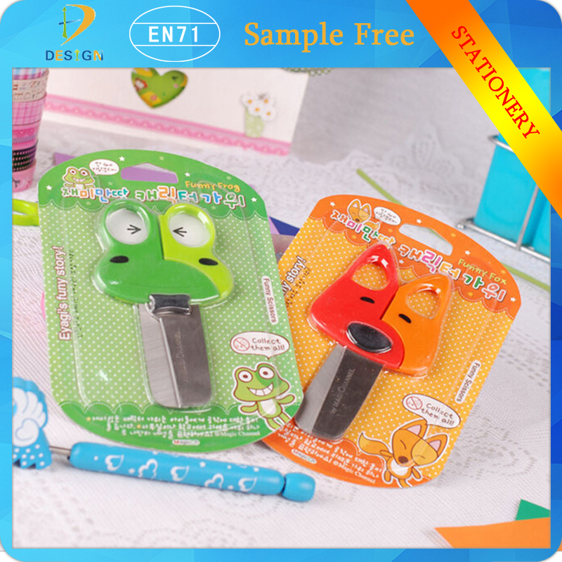 2015 top selling products animal cute Scissors for school