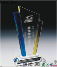 Chinese supplier clear models acrylic trophy