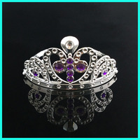 2015 wholesale fashion kids jewelry direct sale princess Sophia pageant crowns for sale