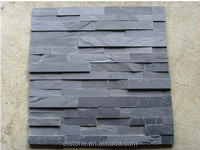 Flat Surface Wall Panel ,Ledge Stone Cultured Stone Stacked Stone