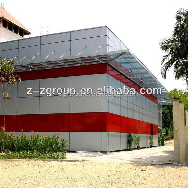 4mm Colorful Waterproof Exterior Wall Cladding Panels Aluminium Composite Panel Price In China
