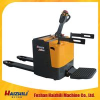 1.6Tons Electric Heavy Load Powered Pallet Jack Pallet Truck