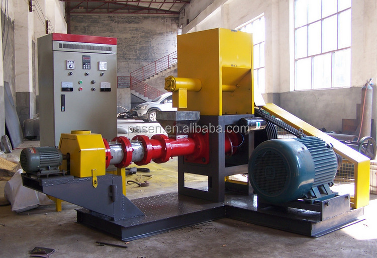 Electrical Dog Food Making Machine / Pellet Dry Dog Food Machine /Dog Food Production Line