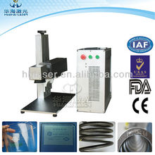 Fiber Laser Marker Printing Machine For Cable