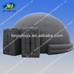 inflatable planetarium,inflatable black dome tent