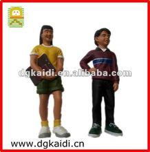 Realistlic handmade big family action figure
