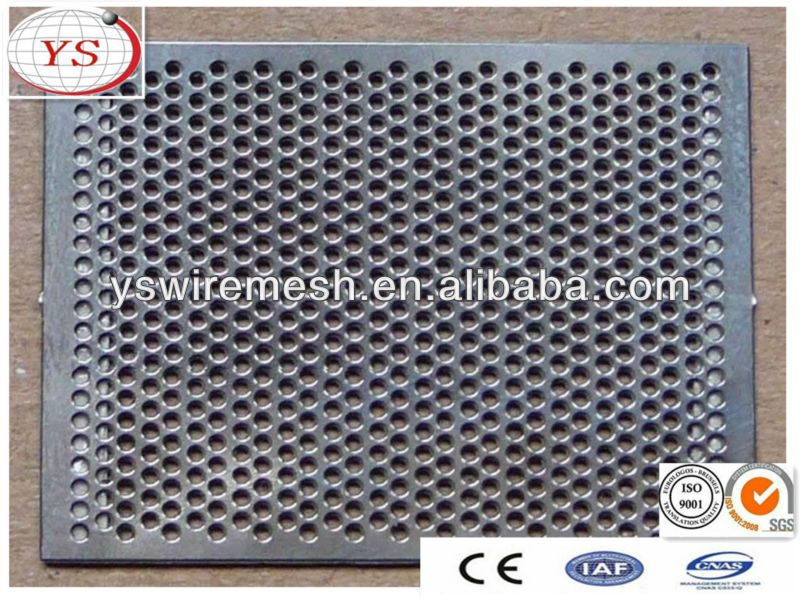 steel perforated sheets experienced manufacturer in China