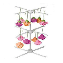 Fondant cake decorating gum paste flower drying rack dry stand