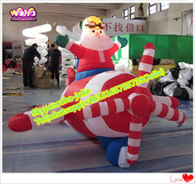 2015 hot!!!Christmas cartoon/event/party inflatable figure model custom for decorationdisplay-3m W1175