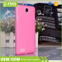 Wholesale Factory Price Soft TPU infocus m808 Bumper Case Ultra-thin