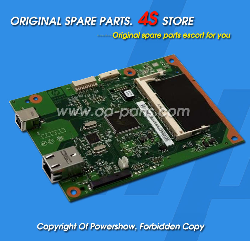Original New For HP P2055DN P2055D HP2055n HP2055 Formatter Board CC528-60001 CC527-60001 Main logic board Printer Parts