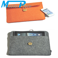 "SEDEX Factory cheap wholesale handmade felt 14"" notebook /laptop bag shijiazhuang"