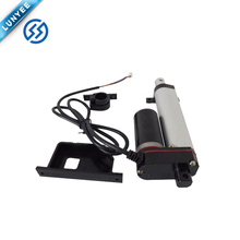 Vertical installation Remote control Permanent magnetic linear actuator with mounting brackets