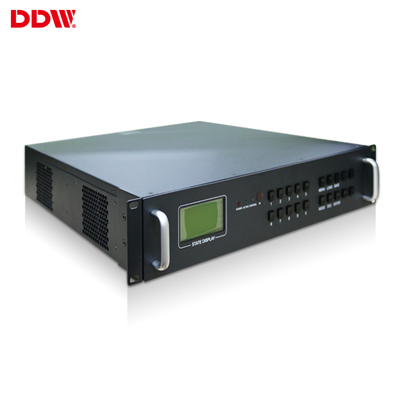 HDMI video wall processor 8x8 video wall controller 4K display supported