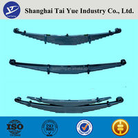 leaf spring suspension System TS16949 used for Volvo Truck