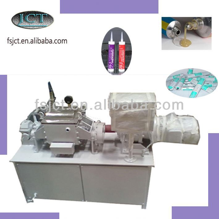 tubeless tire sealant kneader machine
