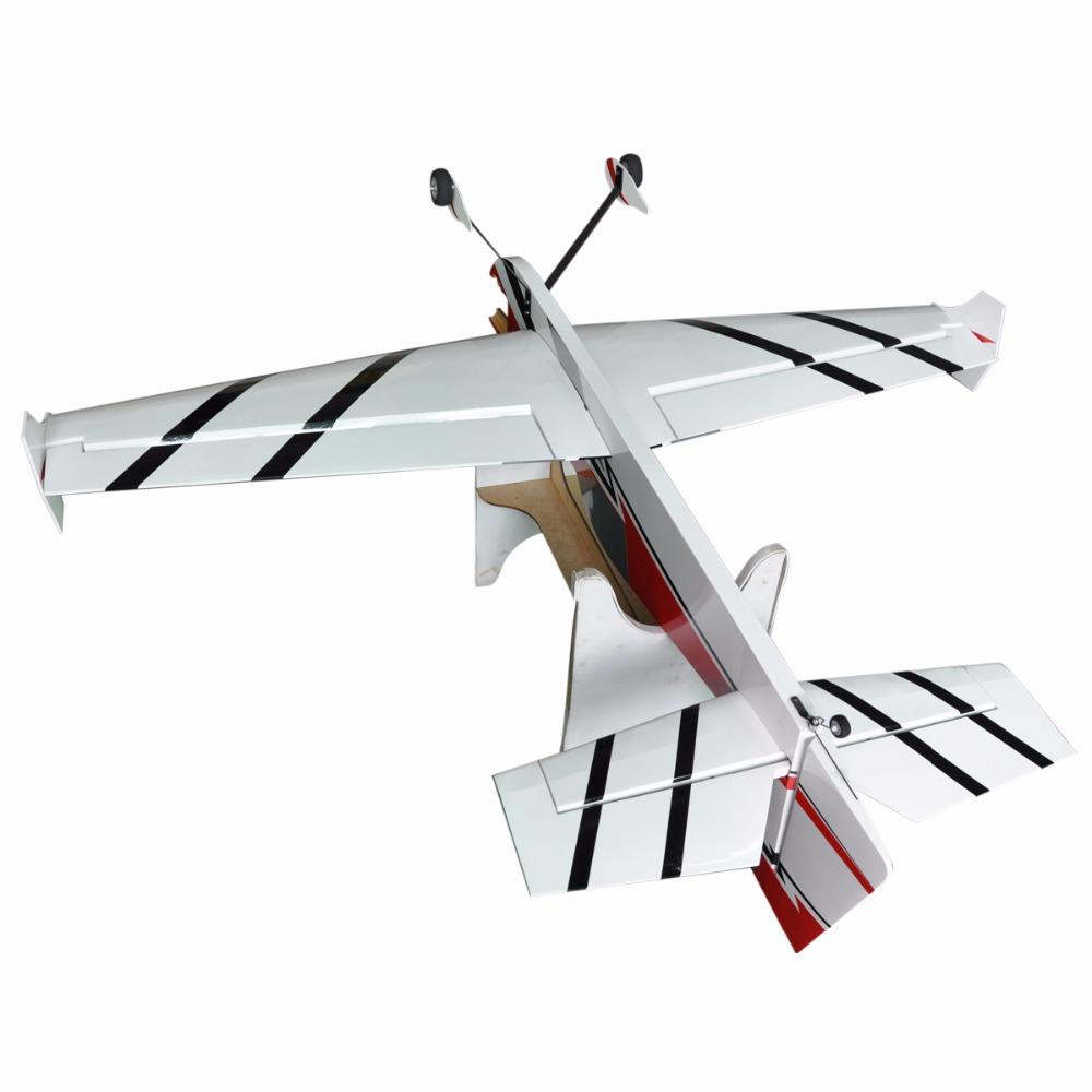rc balsa flugzeug extra 330sc 65 gas motor dle 20cc modell flugzeug fernsteuerungsspielzeug. Black Bedroom Furniture Sets. Home Design Ideas