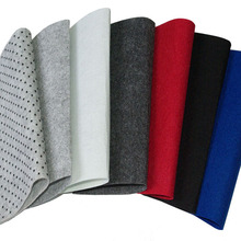 100% recycled polyester felt fabric rolls , pet non woven felt fabric material