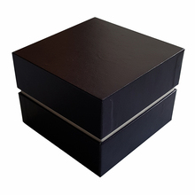 Retail Cheap High End Gift Paper Custom Logo Printed Classical Paper Watch Packaging Box With Pillow.