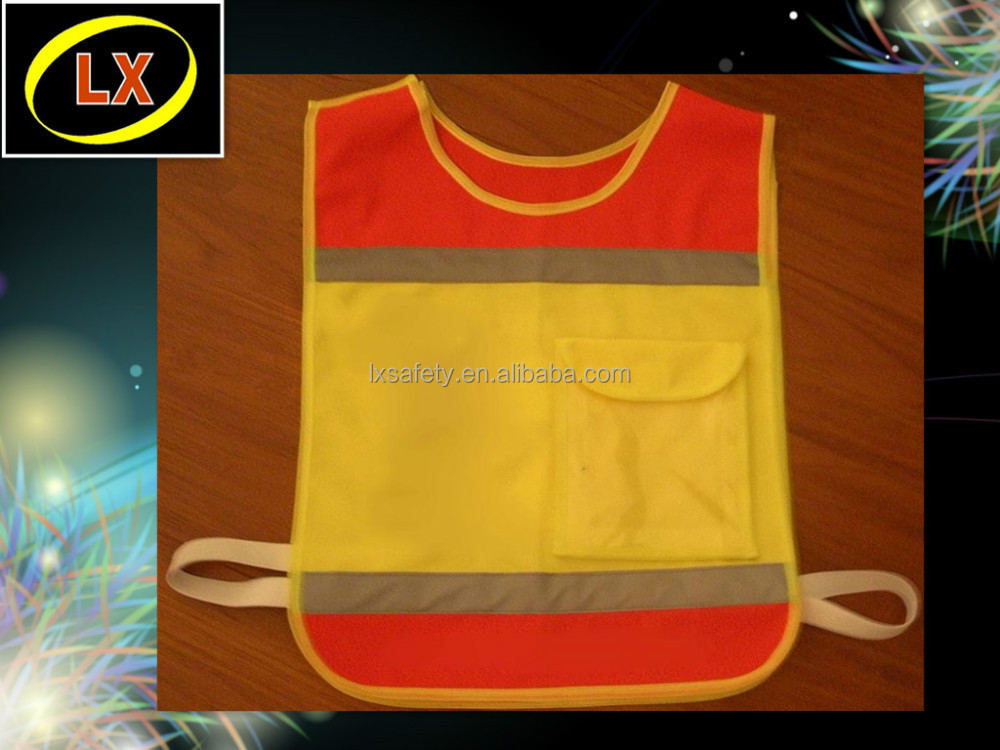 Kids Reflective High Vis Vest