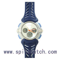 OEM brand name wholesale double movement high quality watches wrist watch