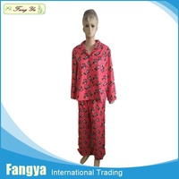 Lastest comfortable fashion sexy sleepwear funny women pajama