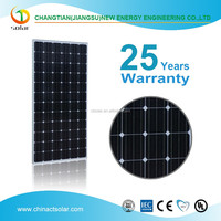 200w Popular Mono Solar Panel with High Efficiency