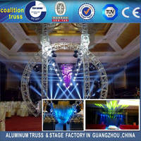 290x290mm used aluminum stage lighting truss system