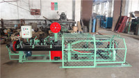 Efficient animal husbandry barbed wire fencing machine