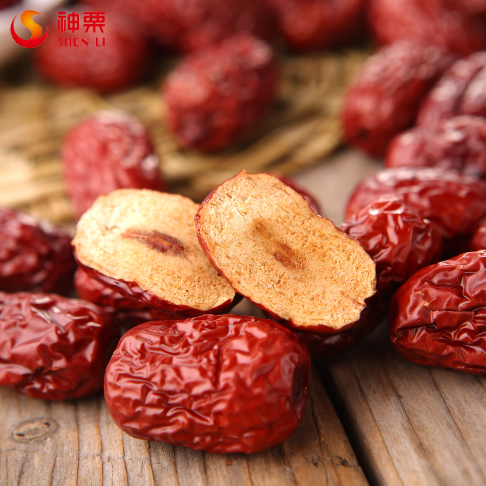 Roasted Dried Red Chinese Dates