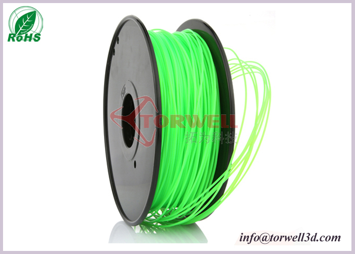 Torwell 3D filament for 3D printing, ROHS approval