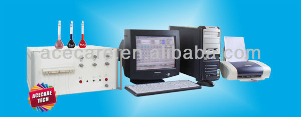 DHF82 Multi-element Rapid Analyzer, Analytical Instrument