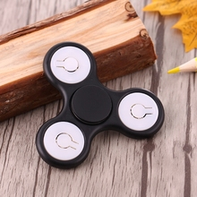 Hand Spinner, Dirt Resistant Fidget Spinner Toy, Fingertip Gyro Anti Stress Toys for Kids toys led flashing hand fidget spinner